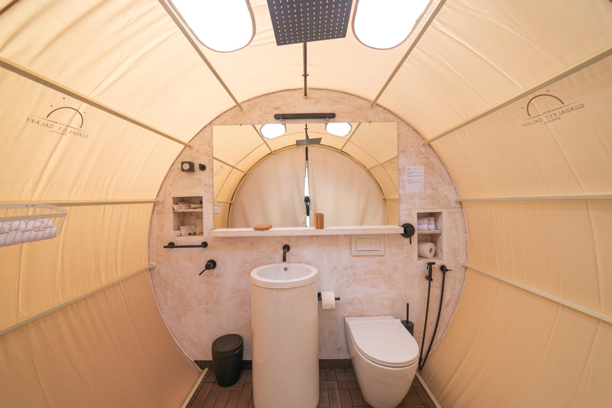Mercury Bubble Premium Room